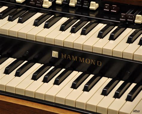 hammond leslie restoration retrolinear