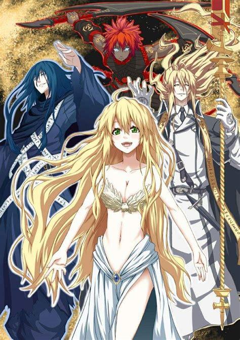 dies irae anime episode 1 vostfr mercurius wiki anime amino