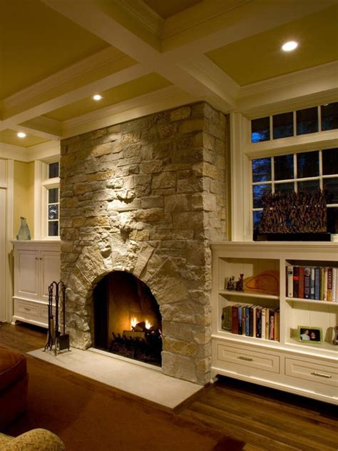 arched fireplace ideas pictures remodel  decor