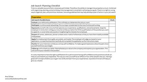 Search For By Employer Epub Resume Review Checklist For Employers