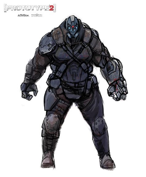 Bajukaost Shirts Armour Unleash The Hype prototype 2 soldier reveal artwork image 1 gmp gaming