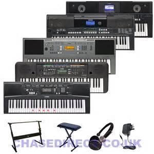 Yamaha Piano Benches Yamaha Electric Portable Keyboard Psr E 253 353 670