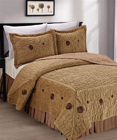 living ribbon patchwork embroidered duvet cover setkingsize faux fur ribbon embroidery bedspread set bnf home inc