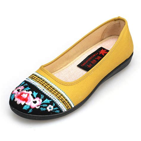 most popular flat shoes the most popular beijing cloth shoes casual breathable