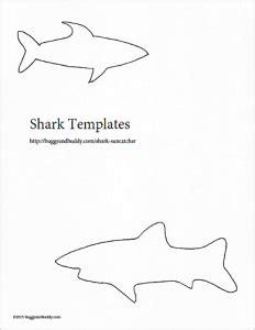 card board shark template shark crafts for preschoolers shark suncatcher buggy