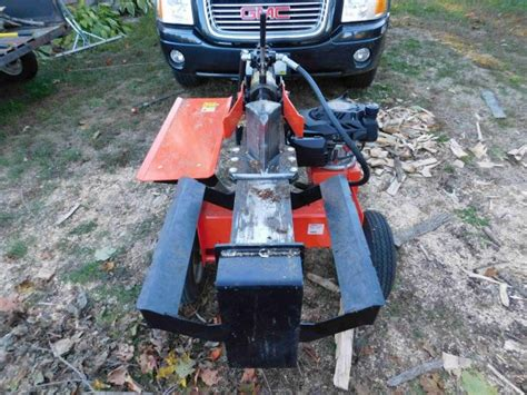 ariens log splitter work table which splitter or what to look for and what to avoid