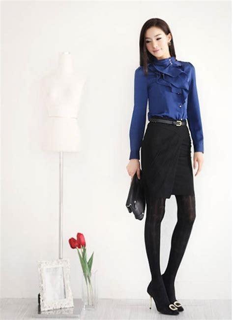 Baju Wanita Ukuran Xl Murah kemeja kerja wanita ukuran besar big size model