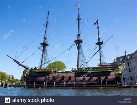 ship company replica of voc dutch east india company ship amsterdam