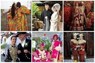 Around The World By Wedding by Take A Look At Traditional Wedding From Around The