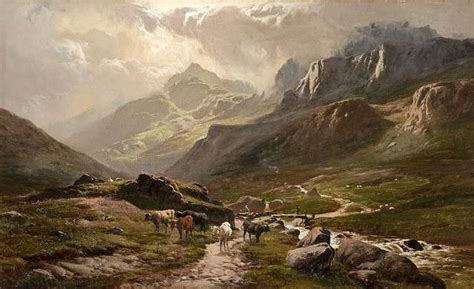 Landscape Artists Uk Landscape Paintings Of A History Of Britain