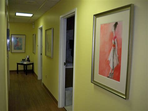 color inspired wall for doctors offices beverly brown prints
