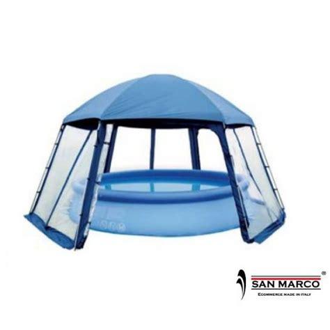 coperture per gazebo coperture per piscine gazebo di protezione gre san marco