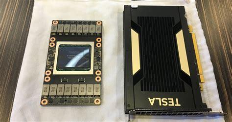 nvidia volta unveiled gv100 gpu and tesla v100
