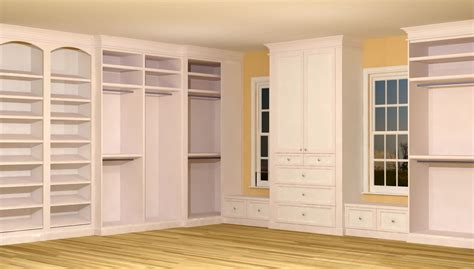 wonderful Dressing Room Design Ideas Photos #2: 2-closet-front.jpg