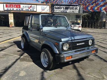 jeep samurai rotativo suzuki samurai car bike pinterest