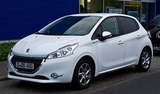 Peugeot At Ficheiro Peugeot 208 Style Frontansicht 20 Juni 2014