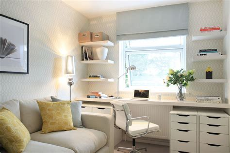 Stylish and Inspiring Space Saving Home Office Designs