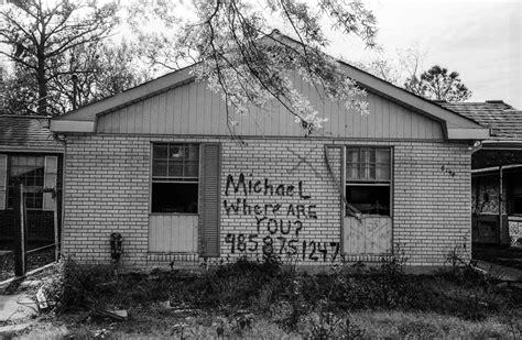 hurricane katrina houses remembering hurricane katrina by peter coles streetsigns
