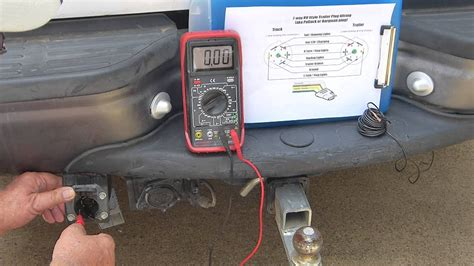 boat trailer lights connection boat trailer wiring youtube