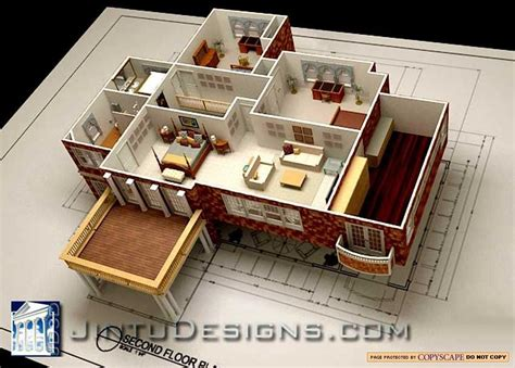 3d floor plan quality 3d floor plan renderings entrancing 30 3d house floor plan inspiration design of