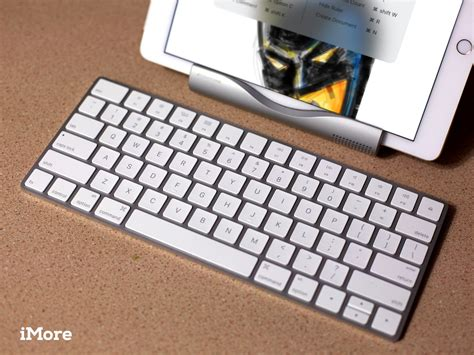 apple keyboard for ipad how to connect the magic keyboard to your ipad imore