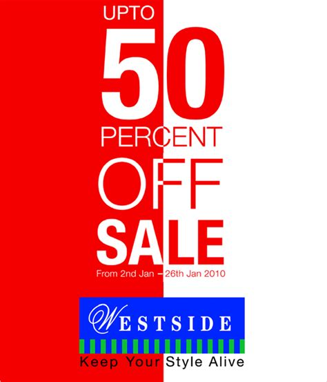 Discounts And Sle Sales by Westside Offers And Discounts Westside Outlets 2018