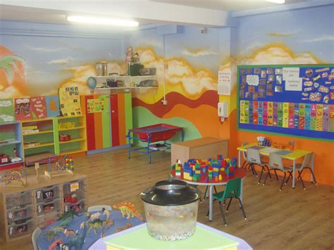 Kindergarten How To Decorate Nursery Classroom