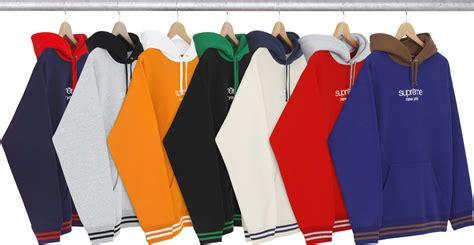 Jakethoodiesweater Supreme New York Classic supreme classic logo hooded sweatshirt supreme ny