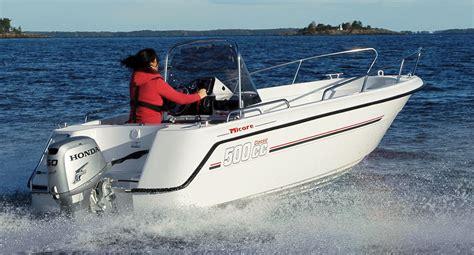 speedboot winterklaar maken micore 500cc classic console boot