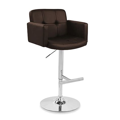lumisource bar stools lumisource stout bar stool bed bath beyond