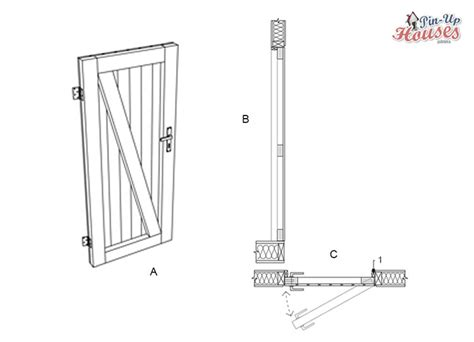 Exterior Door Construction Details Exterior Door Construction Diy Simple Entrance Door