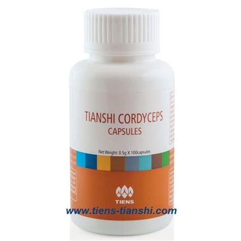 Vitamin Tiens Cordyceps Capsules