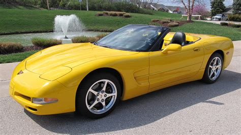 2000 Chevrolet Corvette Convertible by 2000 Chevrolet Corvette Convertible T244 Kansas City