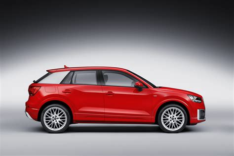 Smallest Audi by Audi Q2 The Fourth And Smallest Q From Ingolstadt