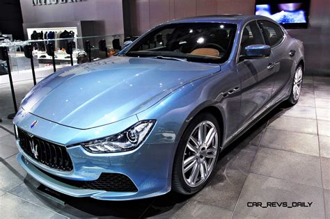 maserati zegna 2015 maserati ghibli s q4 zegna edition in exclusive blue