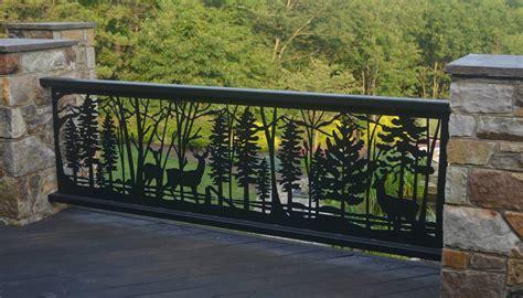 Design For Metal Deck Railings Ideas Inspirations For Deck Railing Designs Amazing Home Decor Amazing Home Decor