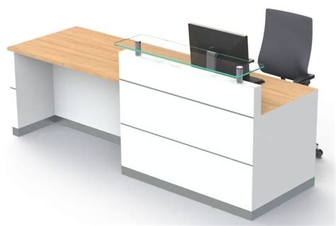 Dda Reception Desk Elite Ecp2 Dda Reception Desk No Plinth Reality