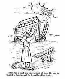 noah and the ark coloring page noah ark coloring page