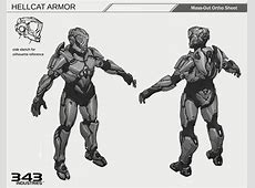 Halo 5: Guardians Concept Art by Kory Lynn Hubbell ... Firefall Game 2015