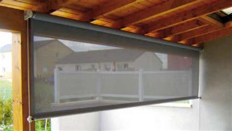 Rideaux Pour Terrasse Couverte by Rideau Coupe Vent Pour Terrasse Abs Atlantique Baches