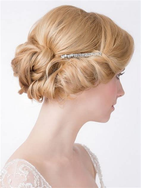 Hochzeitsfrisur Mittellanges Haar by Hochzeitsfrisuren Mittellanges Haar