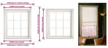 Roman Shades Vs Blinds How To Measure For Window Blinds And Shades Steve S