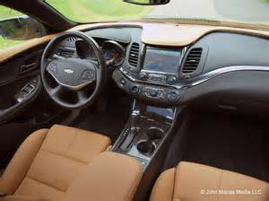 2014 chevrolet impala ltz v 6 dash carbuzzard car reviews