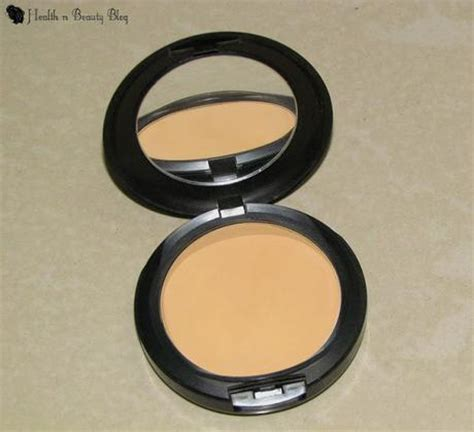 Mac Studio Compact Powder mac studio fix compact powder foundation nc43 paperblog