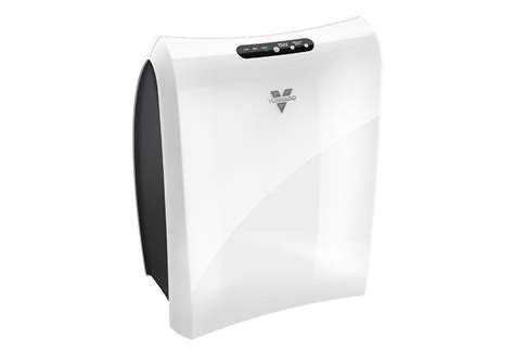 hepa dust detecting air purifier sharper image