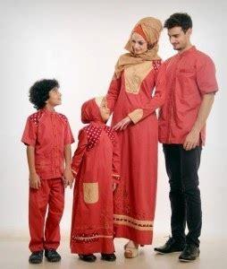 Baju Muslim Anak Ibu Dan Ayah 10 Baju Muslim Ayah Ibu Dan Anak Terbaru