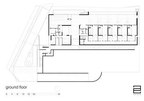 crematorium floor plan de jove crematorium ae arquitectos archdaily