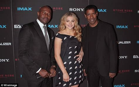 denzel washington dakota fanning denzel washington won t make money for sony because he s