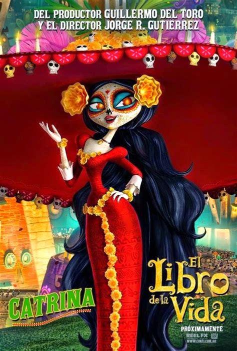 posters de personajes y clip de el libro de la selva original jpg view the book of life pelicula trailer