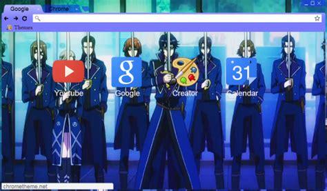 theme google chrome anime naruto google chrome themes anime naruto